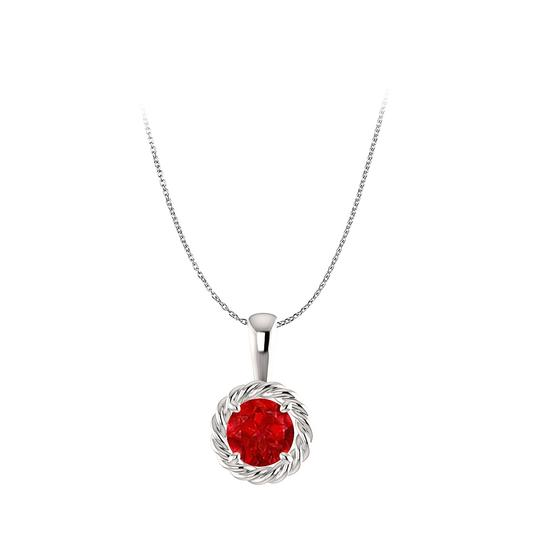 Preload https://img-static.tradesy.com/item/23752237/red-diva-looks-with-ruby-round-pendant-in-sterling-silver-necklace-0-0-540-540.jpg