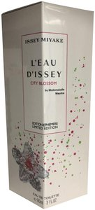 Issey Miyake Issey Miyake L'eau D'issey CITY BLOSSOM LIMITED EDITION EDT