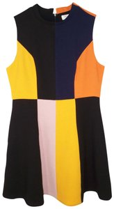 Modcloth short dress Harlyn Color-blocking Color Block on Tradesy