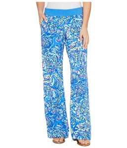 Lilly Pulitzer Beach Relaxed Pants Ceviche