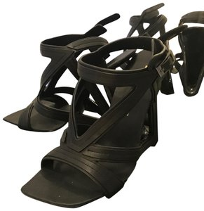 United Nude black Sandals
