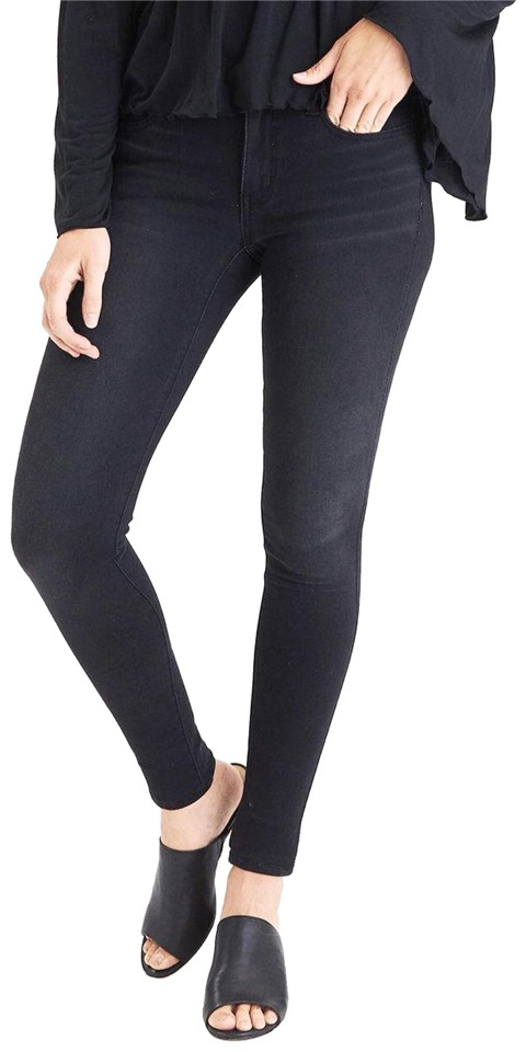 72490af8520870 American Eagle Outfitters Black Super Super Stretch Jegging Skinny ...