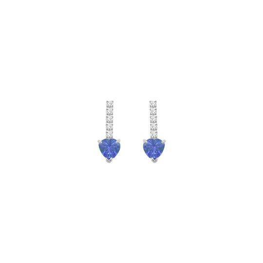 Preload https://img-static.tradesy.com/item/23752615/blue-cubic-zirconia-and-created-tanzanite-925-sterling-silver-125-earrings-0-0-540-540.jpg