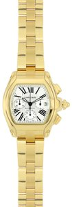 Cartier Cartier Roadster 47MM 18K Yellow Gold W62021Y2