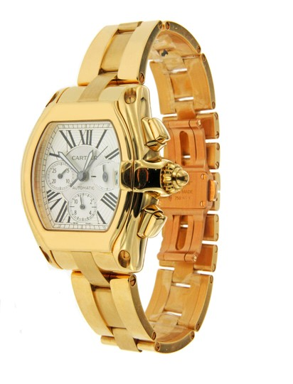 Cartier Cartier Roadster 47MM 18K Yellow Gold W62021Y2 Image 1