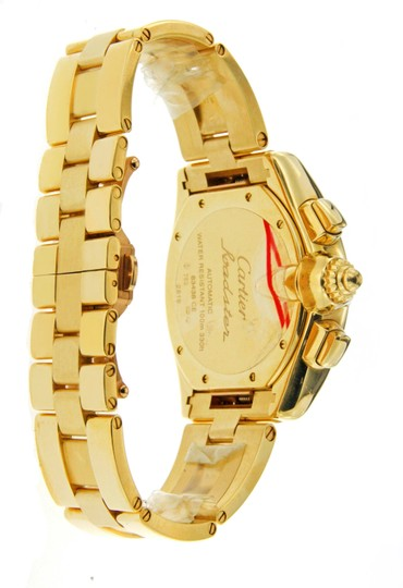 Cartier Cartier Roadster 47MM 18K Yellow Gold W62021Y2 Image 2