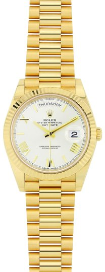 Preload https://img-static.tradesy.com/item/23752841/rolex-yellow-gold-day-date-40-president-champagne-dial-228238-watch-0-1-540-540.jpg