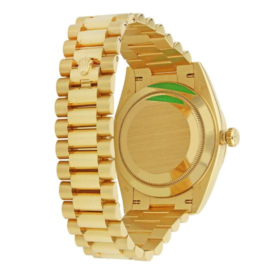 Rolex Rolex Day Date 40 President Yellow Gold Champagne Dial 228238 Image 2