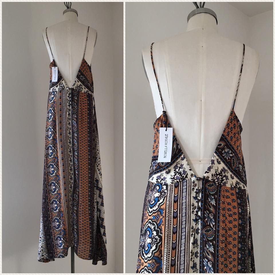 Royale Sienna Dress Maxi Casual Tangier Novella Summerland pnwFdZ1wq