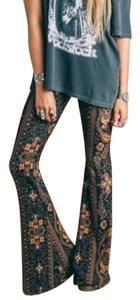 Novella Royale Super Flare Pants Black