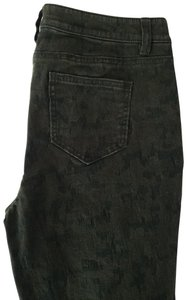 W by Worth Casual Straight Leg Jeans-Distressed