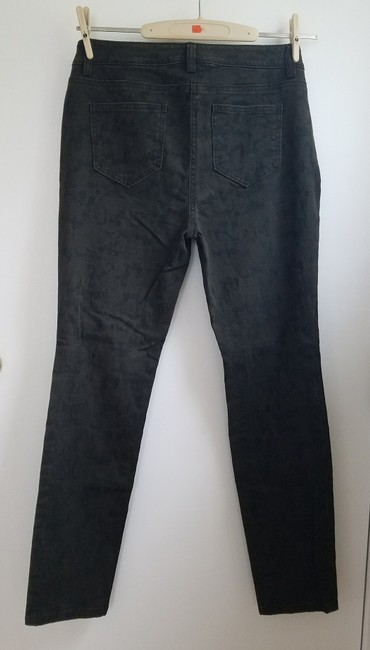 W by Worth Casual Straight Leg Jeans-Distressed Image 1