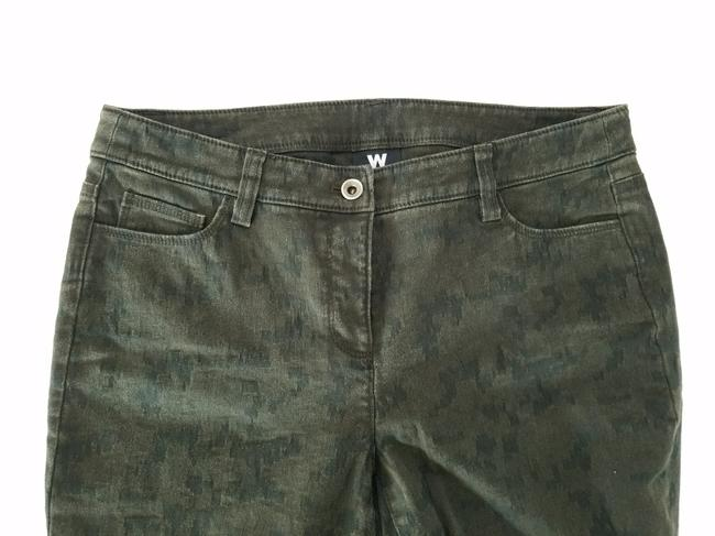 W by Worth Casual Straight Leg Jeans-Distressed Image 5