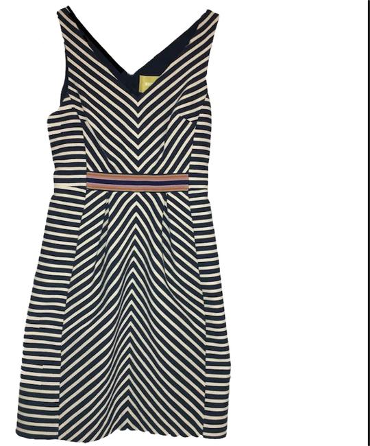 Preload https://img-static.tradesy.com/item/23753537/maeve-blue-and-white-anthropologie-short-night-out-dress-size-2-xs-0-1-650-650.jpg