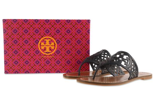Tory Burch Blue Sandals Image 11