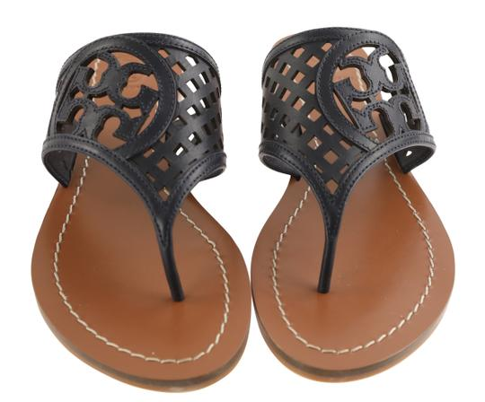 Tory Burch Blue Sandals Image 5