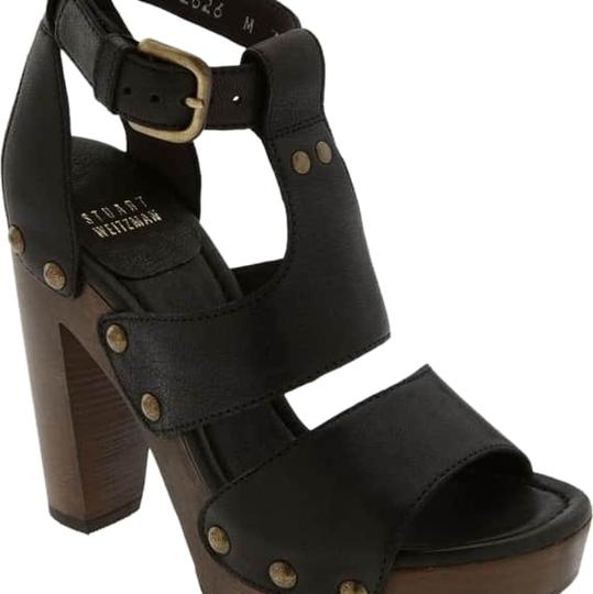 Preload https://img-static.tradesy.com/item/23753559/stuart-weitzman-black-leather-apron-platform-sandals-mulesslides-size-us-7-regular-m-b-0-1-540-540.jpg