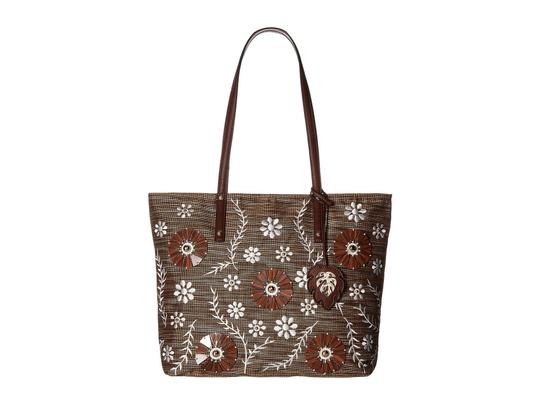Preload https://img-static.tradesy.com/item/23753634/tommy-bahama-naples-embroidered-neutral-fabric-tote-0-0-540-540.jpg
