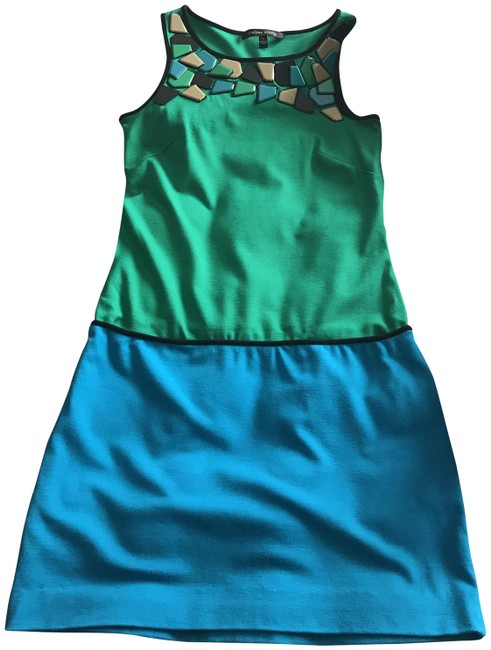 Preload https://img-static.tradesy.com/item/23753729/cynthia-steffe-greenblue-color-blocking-short-casual-dress-size-0-xs-0-1-650-650.jpg