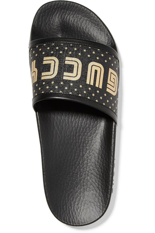 30cf141a978c11 Gucci Black - Slide Sandals Size EU 39 (Approx. US 9) Regular (M