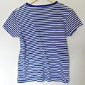 Vintage 90s Retro 1990s Nautical T Shirt blue Image 3