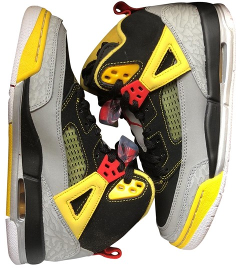 Preload https://img-static.tradesy.com/item/23753751/air-jordan-black-and-yellow-spizike-sneakers-size-us-4-regular-m-b-0-1-540-540.jpg