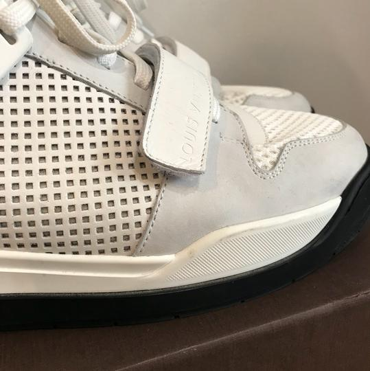 Louis Vuitton White and Yellow Athletic Image 2