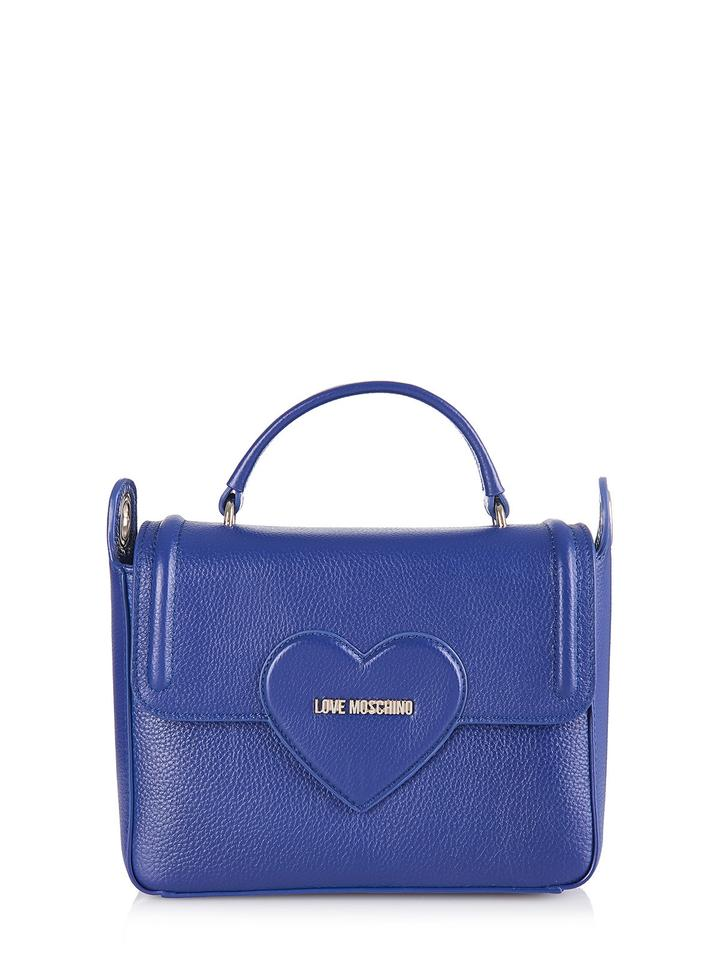 c764dc5c18537 Moschino Handbag # 54191 Blue High Quality Synthetic Leather ...