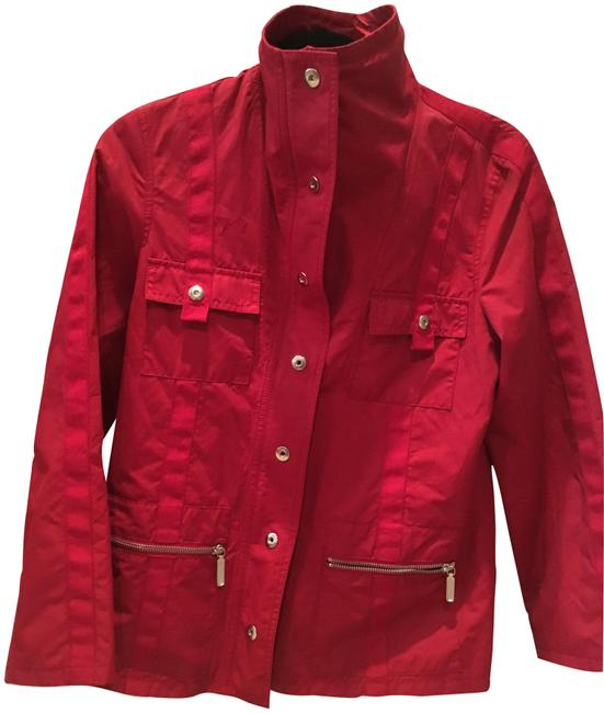 Item - Red #54077 Jacket Size 6 (S)