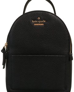 91bc688beef3 Added to Shopping Bag. Kate Spade Backpack. Kate Spade Jackson Street Merry  Convertible Black Leather Backpack