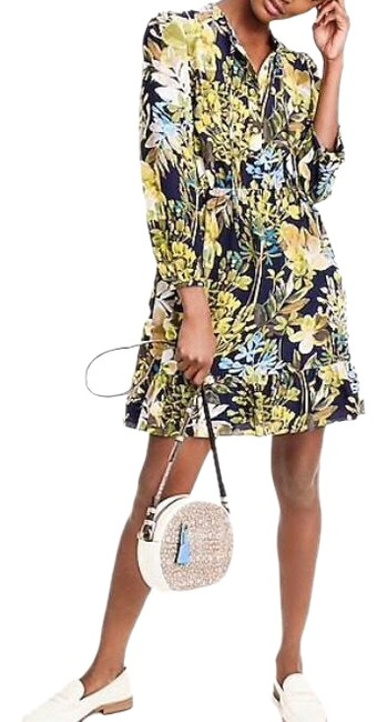 Preload https://img-static.tradesy.com/item/23754553/jcrew-multi-color-watercolor-floral-silk-short-workoffice-dress-size-6-s-0-1-650-650.jpg