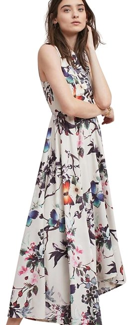 Preload https://img-static.tradesy.com/item/23754641/anthropologie-multi-color-tamra-printed-by-manah-s-reynu-taandon-long-night-out-dress-size-4-s-0-3-650-650.jpg