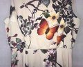 Anthropologie Multi-color Tamra Printed By Manah's Reynu Taandon Long Night Out Dress Size 4 (S) Anthropologie Multi-color Tamra Printed By Manah's Reynu Taandon Long Night Out Dress Size 4 (S) Image 4