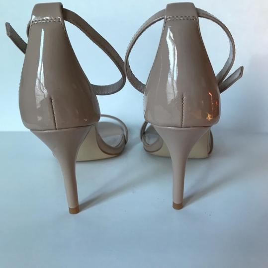 Steve Madden Silly Blush Nude Stacy Stecy Small Heels beige Sandals Image 3