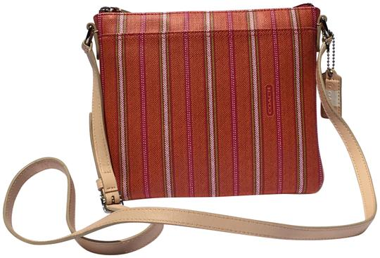 Preload https://img-static.tradesy.com/item/23754713/coach-swingpack-legacy-weekend-ticking-stripe-orangepinklime-coated-canvas-cross-body-bag-0-1-540-540.jpg
