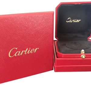 Cartier Cartier Ring box and case