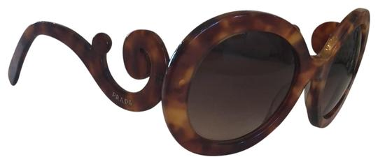 Preload https://img-static.tradesy.com/item/23754787/prada-tortoise-baroque-sunglasses-0-1-540-540.jpg
