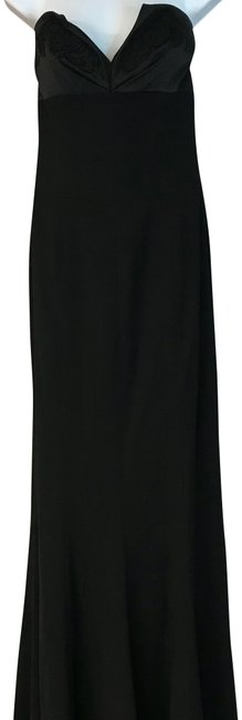 Preload https://img-static.tradesy.com/item/23754798/kay-unger-black-strapless-evening-gown-long-cocktail-dress-size-8-m-0-1-650-650.jpg