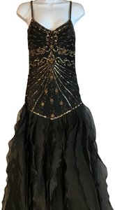 Sue Wong Cocktail Gown Dress
