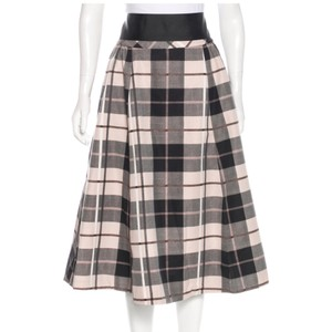Kate Spade Skirt Pink, Black, Grey
