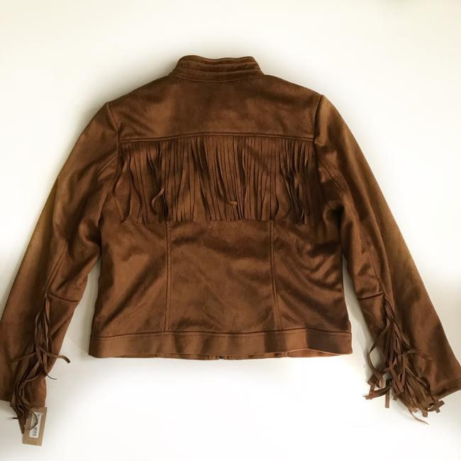 Rachel Roy Motorcycle Jacket Image 5