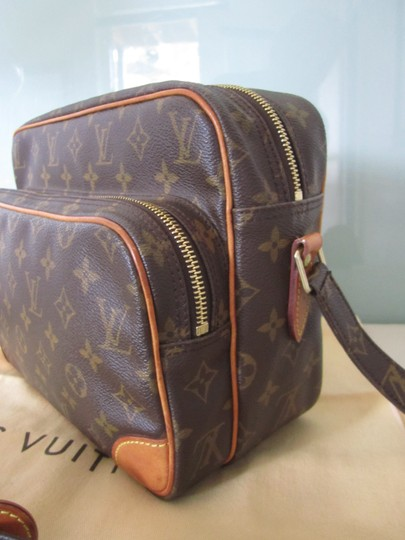 Louis Vuitton Monogram Nile Crossbody Shoulder Bag