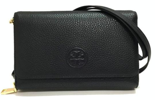 Tory Burch bombe crossbody bag leather