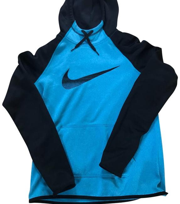 Preload https://img-static.tradesy.com/item/23755471/nike-blueblack-therma-fit-activewear-outerwear-size-4-s-0-1-650-650.jpg