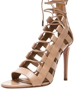 Aquazzura nude Formal