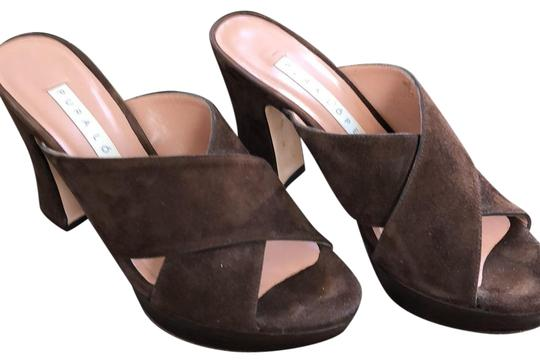 Preload https://img-static.tradesy.com/item/23755638/pura-lopez-chocolate-suede-sandals-size-eu-37-approx-us-7-regular-m-b-0-1-540-540.jpg