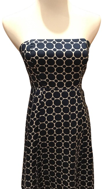 Preload https://item1.tradesy.com/images/the-limited-blue-and-white-short-casual-dress-size-2-xs-23755660-0-1.jpg?width=400&height=650