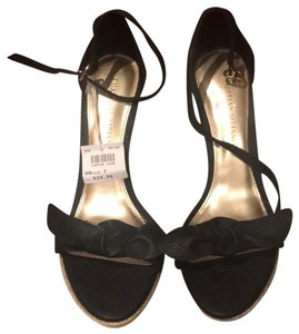 Christian Siriano for Payless black Platforms
