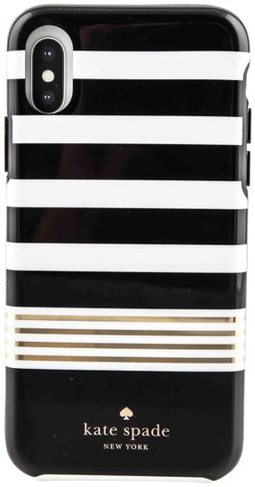 Preload https://item2.tradesy.com/images/kate-spade-black-iphone-x-phone-case-tech-accessory-23755716-0-1.jpg?width=440&height=440