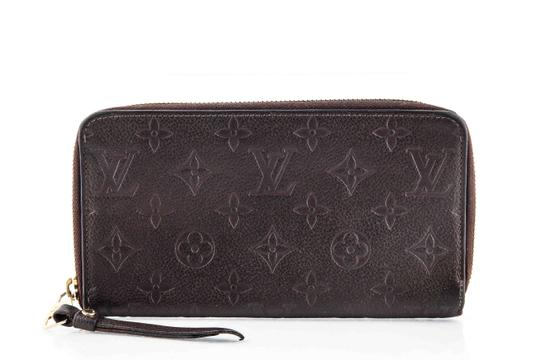 Louis Vuitton Louis Vuitton PF Secrete Monogram Burgundy Empriente Wristlet